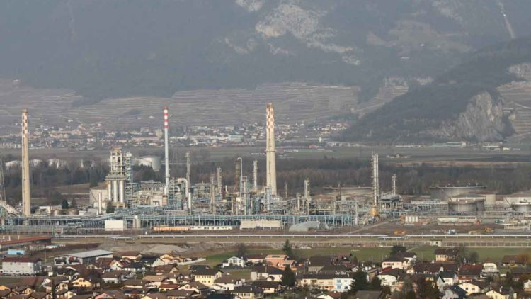Raffinerie Tamoil: «Une friche industrielle et polluée!»